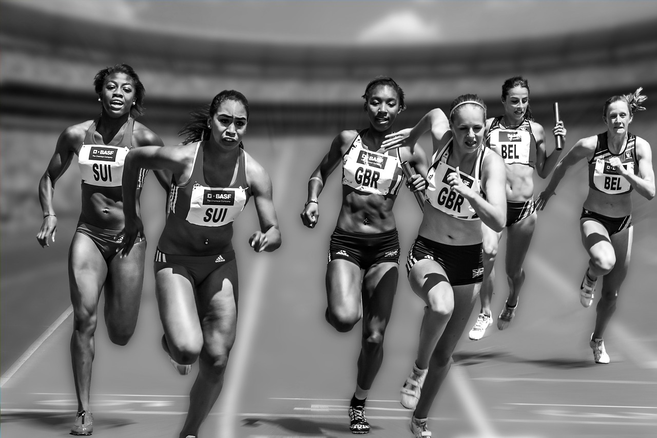 Photo of Women's Relay Competition