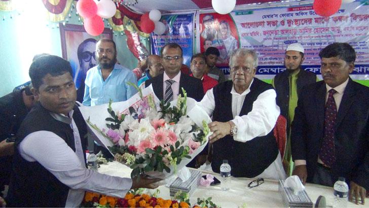 Photo of ধর্ম ও মানবতার শত্রু জঙ্গিবাদ: আমু