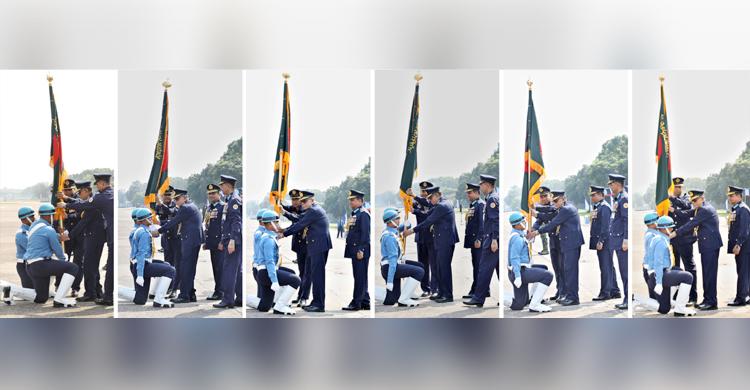 Photo of ন্যাশনাল স্ট্যান্ডার্ড পেল বিমানবাহিনীর ৬টি স্কোয়াড্রন