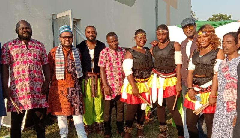 Photo of নাইজেরিয়া মাতালো বাংলাদেশ সাংস্কৃতিক দল