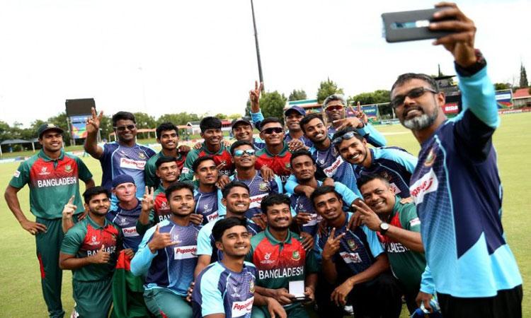 Photo of যুব ক্রিকেটের নতুন রাজা বাংলাদেশ