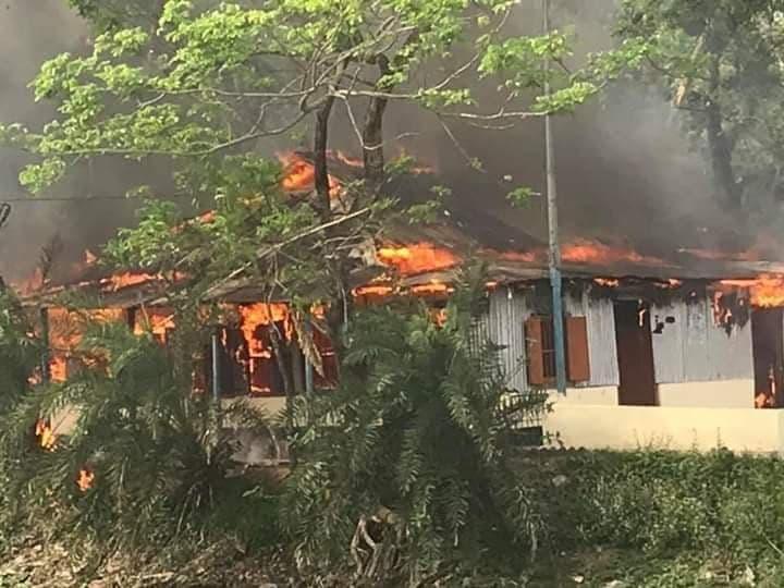 Photo of নোয়াখালীতে ভয়াবহ অগ্নিকান্ডে একটি মসজিদ পুড়ে ছাই