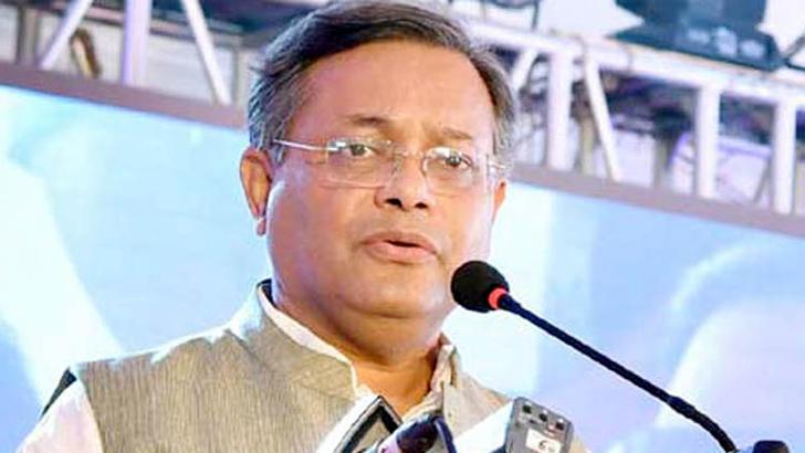 Photo of বিএনপি দুর্নীতিতে নিমজ্জিত: তথ্যমন্ত্রী