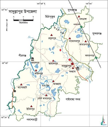 Photo of এবার সাদুল্লাপুর উপজেলা লকডাউন