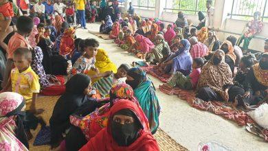 Photo of ঘূর্ণিঝড় আম্ফান: ভোলা সংলগ্ন মেঘনা তেতুলিয়া নদী উত্তাল