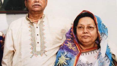 Photo of খোন্দকার দেলোয়ার হোসেনের স্ত্রী বেগম সাহেরা হোসেনের ৩য় মৃত্যু বার্ষিকী আজ