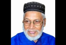 Photo of Dhaka-5 MP Habibur Rahman Mollah dies