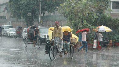 Photo of সাগরে লুঘুচাপ, বজ্রসহ বৃষ্টি হবে আরো কয়েকদিন