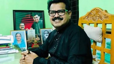 Photo of MP Israfil Alam dies