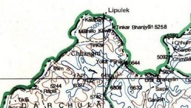Photo of সংশোধিত মানচিত্র জাতিসংঘ-গুগলে পাঠাচ্ছে নেপাল