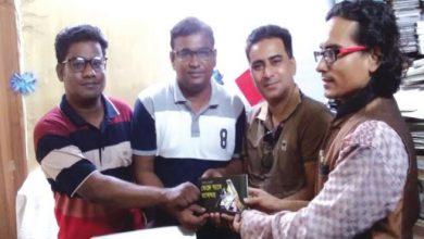 Photo of প্রেস ইউনিটি অধিকার আদায়ে অঙ্গীকারাবদ্ধ : মোমিন মেহেদী