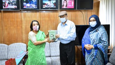 Photo of ভারতের সাথে বাংলাদেশের সম্পর্ক অকৃত্রিম, তুলনাহীন: তথ্যমন্ত্রী