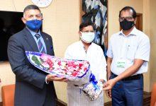 Photo of বস্ত্র ও পাট মন্ত্রী'র সঙ্গে বাংলাদেশে নবনিযুক্ত ভারতীয় হাইকমিশনারের সাক্ষাৎ