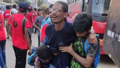Photo of ধর্ষণবিরোধী লংমার্চে হামলা, আহত ১০
