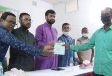 Photo of হিলিতে ১০৩জন প্রতিবন্ধিদের মাঝে প্রতিবন্ধি ভাতার বই বিতরণ