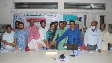 Photo of কলেজ এলামনাই এসোসিয়েশন এর উদ্যোগে শহীদ বীরবিক্রম রমিজ উদ্দিন ক্যান্টনমেন্ট কলেজের ২২ তম প্রতিষ্ঠা বার্ষিকী পালিত