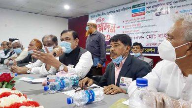Photo of জাগো বাংলাদেশ গার্মেন্টস শ্রমিক ফেডারেশনের দ্বি-বার্ষিক সম্মেলন অনুষ্ঠিত