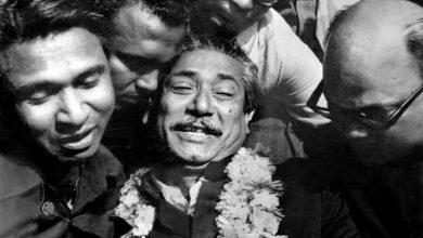 Photo of বঙ্গবন্ধুর সোনার বাংলা আর দুর্নীতিমুক্ত বাংলা একসূত্রে গাঁথা