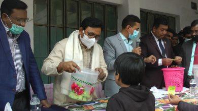 Photo of ভাঙ্গা সরকারী পাইলট উচ্চ বিদ্যালয়ে লটারীর মাধ্যমে শিক্ষার্থী বাছাই